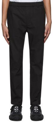 Robert Geller Black The Dyed Trousers
