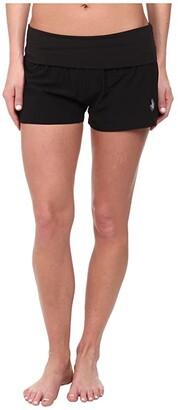 Body Glove Seaside Vapor Boardshort (Black) Women's Swimwear