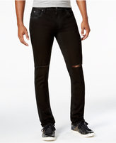 GUESS Men's Skinny-Fit Long Night Ride Jeans