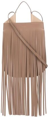 Ree Projects Helene fringed shoulder bag