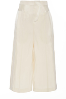 Naeem Khan Wide Legged Cropped Pant