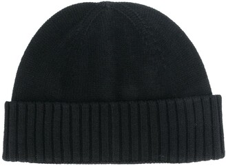 Stone Island Shadow Project Ribbed Edge Beanie