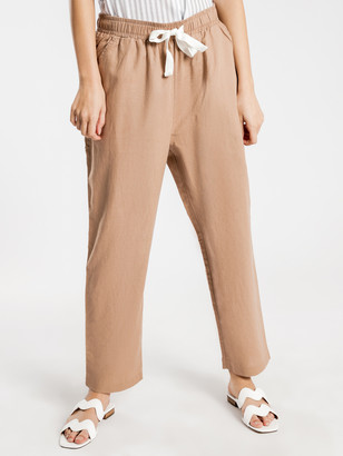 Nude Lucy Classic Pants in Mocha