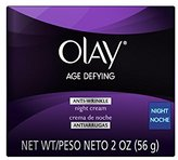 Olay Age Defying Anti-Wrinkle Night Face Cream 2 Oz