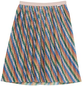Molo Bailini (Little Kids/Big Kids) (Glitter Rainbow) Girl's Skirt