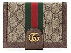 Gucci Women's Ophidia GG Passport Case
