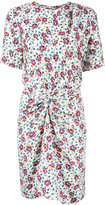 Isabel Marant 'Rehora' floral-print dress - women - Silk - 38