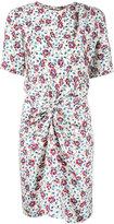 Isabel Marant 'Rehora' floral-print dress - women - Silk - 40