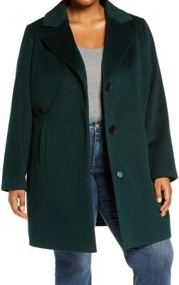 Sam Edelman Women's Wool Blend Coat