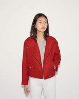 Etoile Isabel Marant Esther Caban Moto Jacket