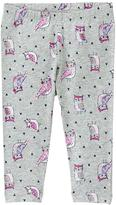 Gymboree Owl Leggings