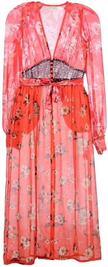 ATTICO Long dresses - Item 34795633RP