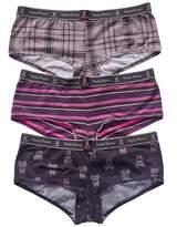Psycho Bunny Set Of 3 Boy Shorts.