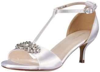 Dyeables Women's Ophelia Heeled Sandal