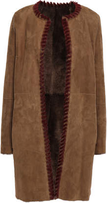 Yves Salomon Mid Coat