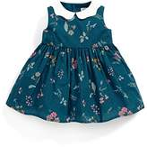 Mamas and Papas Baby Girls' Floral Dress,0-3 Months