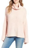 Leith Chunky Turtleneck Sweater