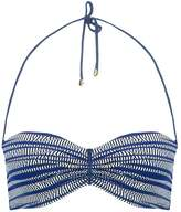 Heidi Klum Intimates SUN MUSE Bikini top optic/black iris