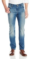 Robert Graham Men's Double Up Slim Fit Jean