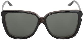 Gucci Interlocking Gg Butterfly Sunglasses