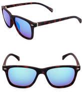 Dockers Tortoiseshell 53mm Wayfarer Sunglasses