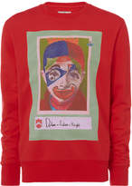 Dylan Roundneck Sweater Red Size M