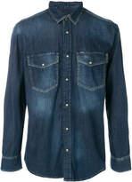 Diesel patch pocket shirt