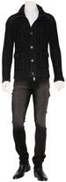 Burberry Black Flecked Merino-Blend Sewell Cardigan