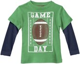 City Threads Football Game Day 2Fer (Baby) - Elf-3-6 Months