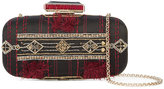 Oscar de la Renta Goa embellished and embroidered clutch