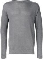 Attachment classic sweatshirt - men - Cotton - 2