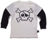 Nununu Infant Skull Patch T-Shirt