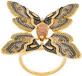 Astley Clarke Emperor Moth ring