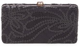 Sole Society Infinity sequin minaudiere