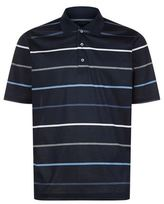 Paul & Shark Striped Thin Polo Shirt