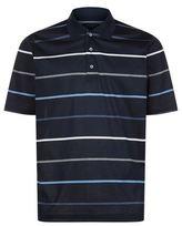 Paul & Shark Striped Thin Polo Shirt