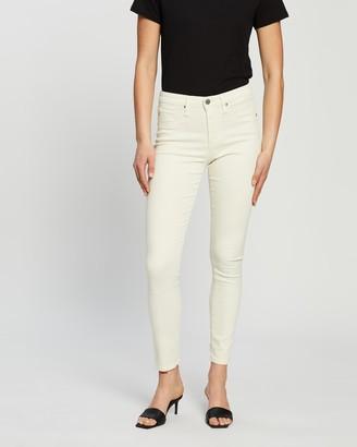 AG Jeans Farrah Ankle Seamless Jeans