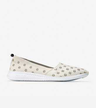 Cole Haan StudiGrand Perforated Slip-On Sneaker