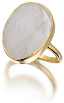Ashley Schenkein Jewelry - Positano Large Bezel Ring