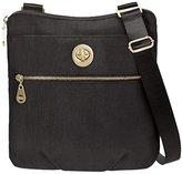Baggallini Hanover Crossbody Bag Gold Hardware