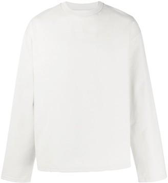 Ih Nom Uh Nit Nasa print sweatshirt