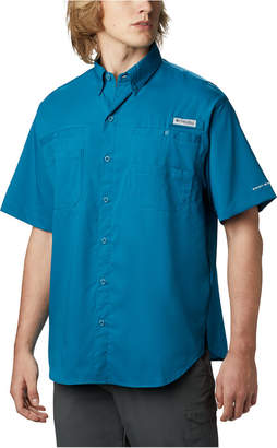Columbia Men Pfg Tamiami Ii Short-Sleeve Shirt
