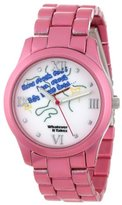 Whatever It Takes Women's WIT 4710 Pink Analog Watch