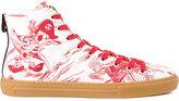 Gucci Sea Storm hi-top sneakers