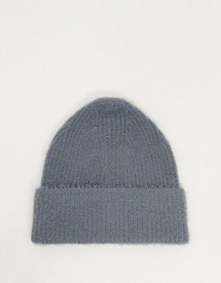 Boardmans zola sponge knit hat in grey