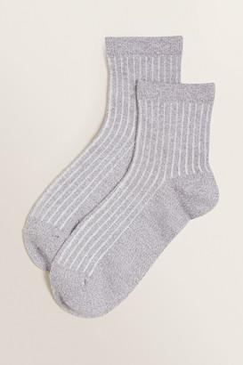 Seed Heritage 1/4 Crew Socks