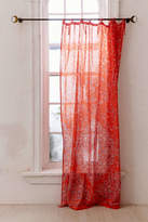 Urban Outfitters Lucy Boho Print Window Curtain