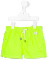 Mc2 Saint Barth Kids - Prime Pantone swim shorts - kids - Polyamide/Polyester/Spandex/Elastane - 4 yrs