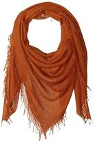 Chan Luu Solid Colored Scarf (Glazed Ginger) Scarves