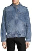 Members Only Men's Iconic Denim Jacket